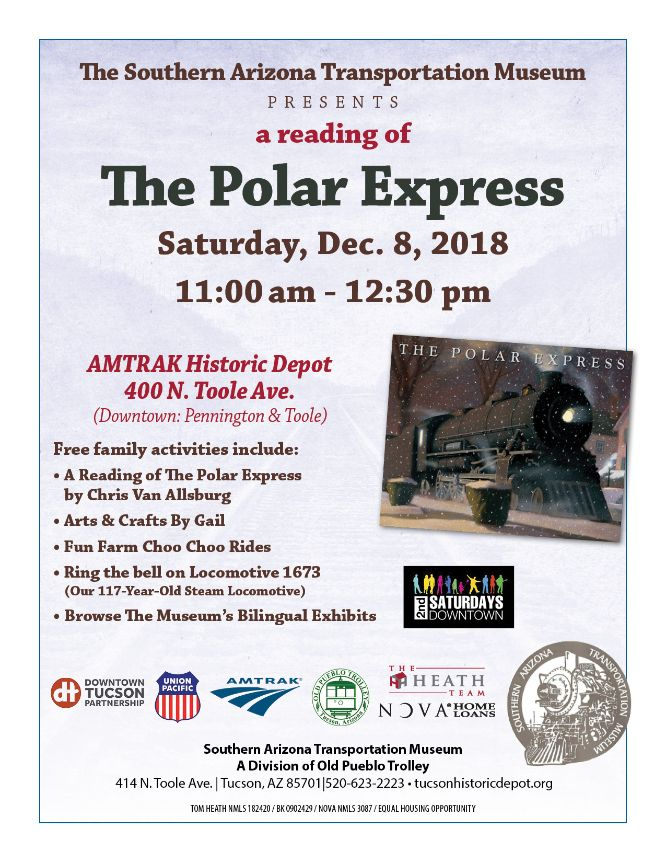 Polar Express Reading 120818